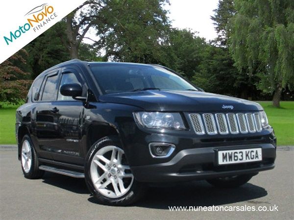 Jeep Compass Auto Limited