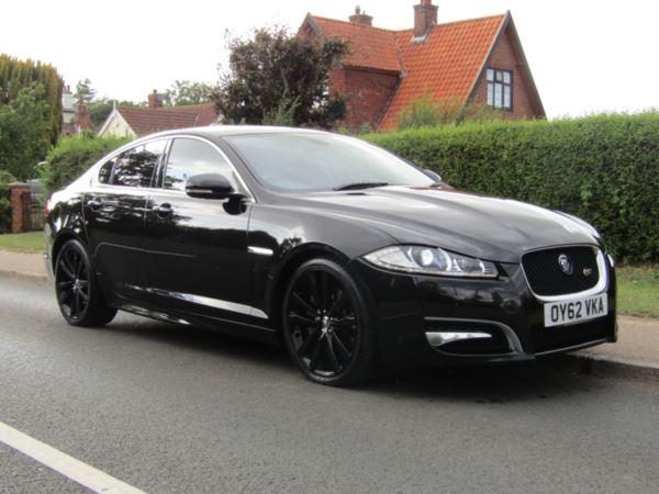Jaguar XF 3.0d V6 S PREMIUM LUXURY 4DR AUTO TURBO DIESEL **