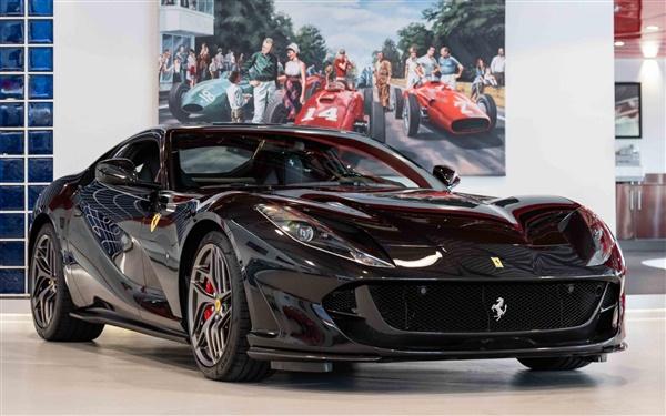 Ferrari 812 Superfast 2dr Auto