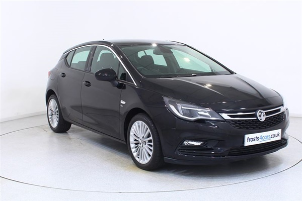 Vauxhall Astra 5dr 1.4i 150ps 16v Turbo Elite Nav *Sat Nav