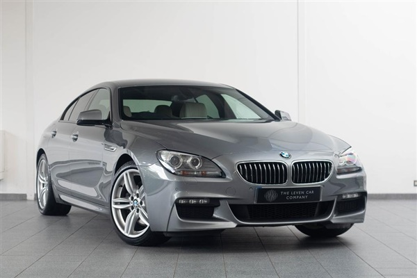 BMW 6 Series 640d M Sport 4dr Auto