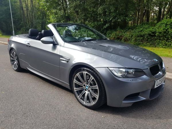 BMW M3 4.0 V8 M DCT 2dr Auto Convertible