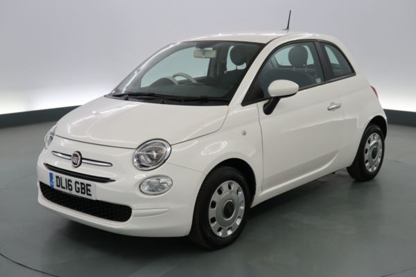 Fiat  Pop 3dr - HEATED WING MIRRORS - 14 ALLOY WHEELS