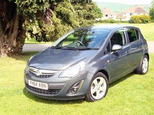 Vauxhall Corsa  CDTI 1.3 DIESEL mil MOT DEC 6