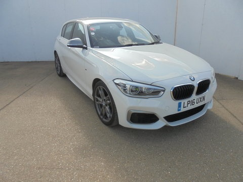 BMW 1 Series M135i 5dr [Nav]