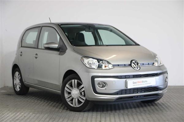 Volkswagen Up High Up! 1.0 S/S 75 PS 5-speed ASG 5 Door Auto