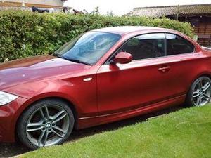BMW 1 Series  M SPORT 118D 61 Reg in Ellon   Friday-Ad