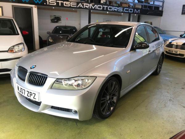 BMW 3 Series 320d M Sport 4dr Auto