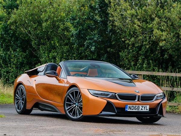 BMW i8 2dr Auto
