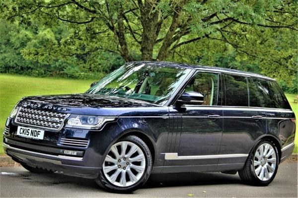 Land Rover Range Rover 3.0 TDV6 AUTOBIOGRAPHY-SAT