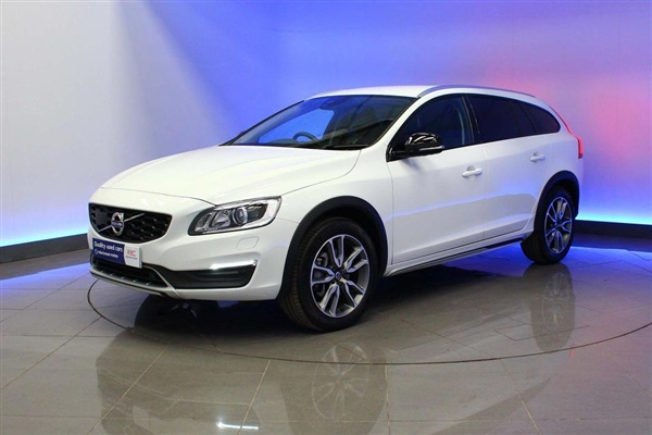 Volvo V D4 Lux Nav Geartronic (s/s) 5dr Auto