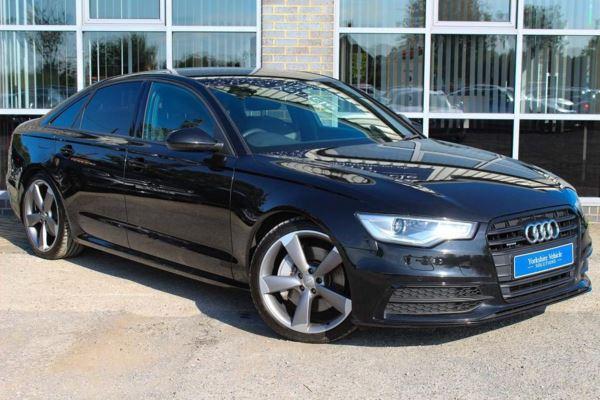 Audi A6 3.0 BiTDi Black Edition Tiptronic quattro 4dr