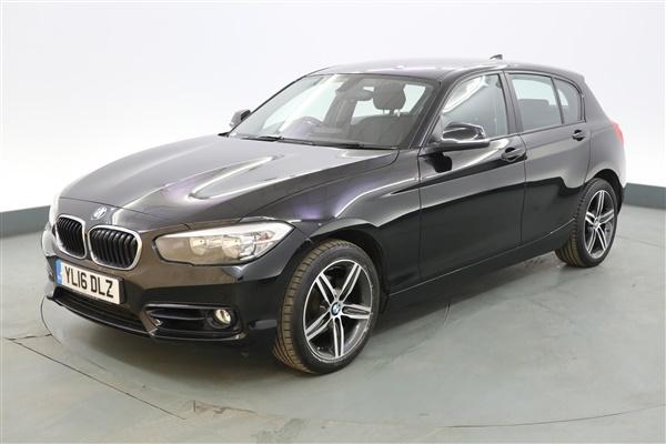 BMW 1 Series 118d Sport 5dr - LED DAYTIME RUNNING LIGHTS -
