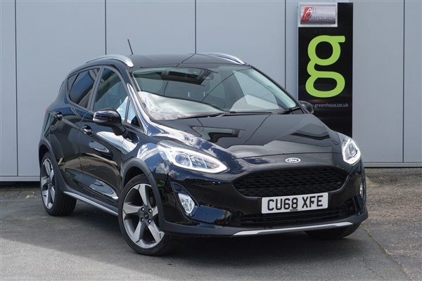 Ford Fiesta 1.0 EcoBoost Active 1 5dr