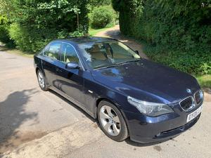 BMW 535D Blue Twin Turbo in Redhill | Friday-Ad