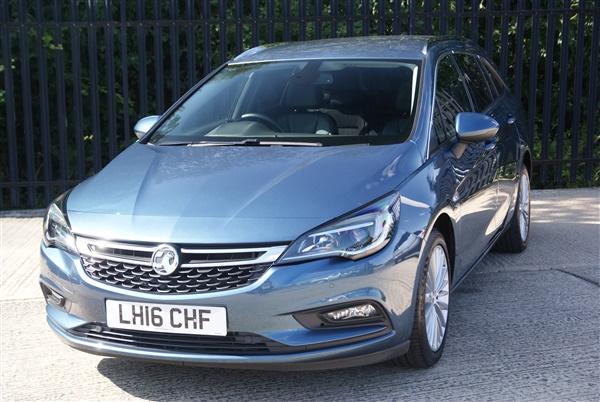 Vauxhall Astra Elite Nav S/s Auto
