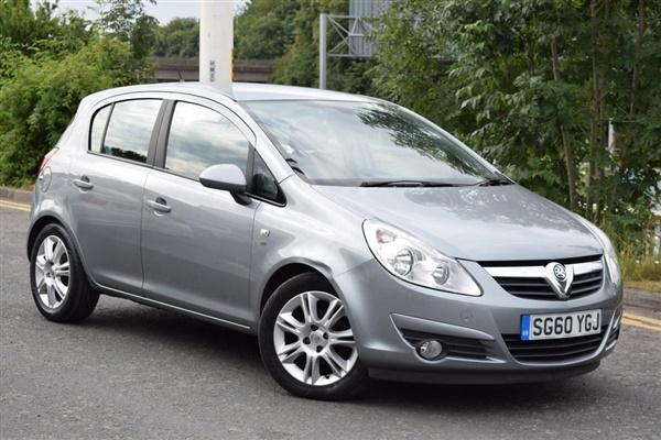 Vauxhall Corsa 1.2 i 16v SE 5dr (a/c)
