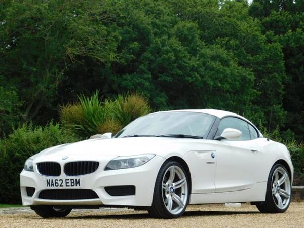 BMW Z4 2.0 Z4 SDRIVE20I M SPORT ROADSTER 2d 181 BHP