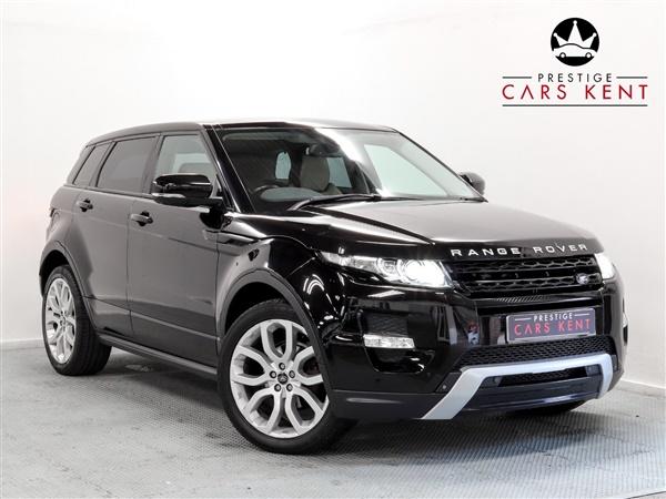 Land Rover Range Rover Evoque 2.2 SD4 Dynamic 5dr Auto [Lux
