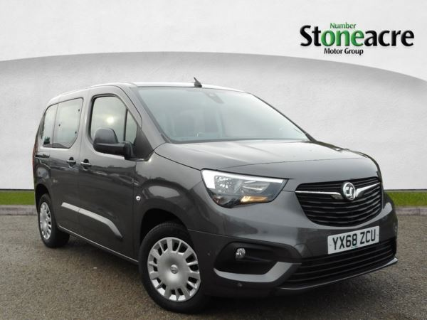 Vauxhall Combo 1.5 Turbo D BlueInjection Energy MPV 5dr
