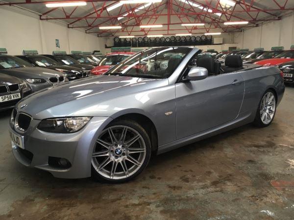 BMW 3 Series d M Sport Highline 2dr Convertible