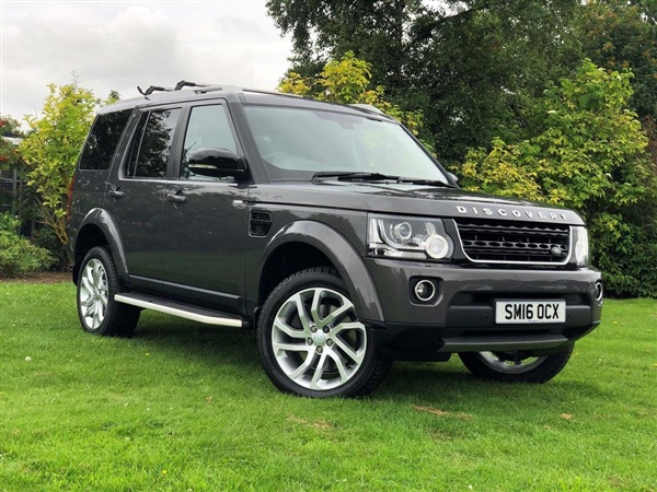 Land Rover Discovery 3.0 SD V6 Landmark (s/s) 5dr Auto