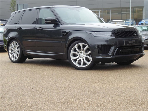 Land Rover Range Rover Sport 3.0 SD V6 Autobiography Dynamic