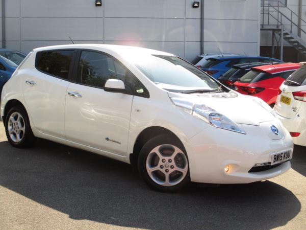 Nissan Leaf 80kW Acenta 24kWh 5dr Auto GO ELECTRIC AND SAVE