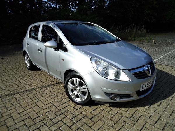 Vauxhall Corsa 1.2 i 16v Energy 5dr (a/c)