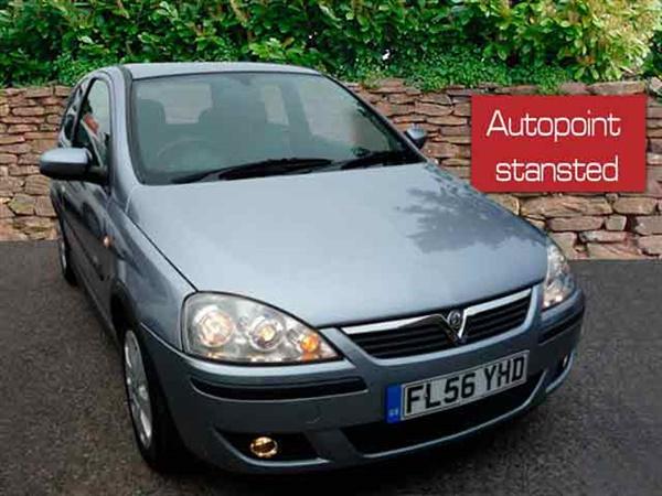 Vauxhall Corsa 1.2i 16V SXi+3dr, ONE OWNER,  Miles ONLY