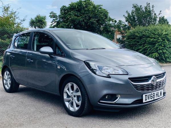 Vauxhall Corsa 1.4 I ECOTEC SRI NAV HATCHBACK 5DR SAT NAV