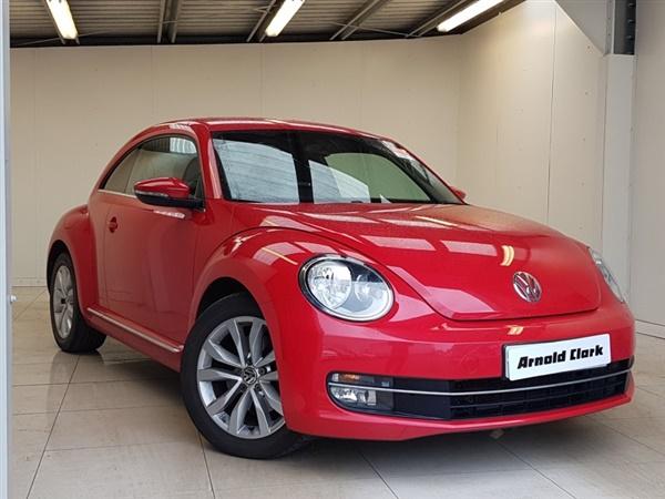 Volkswagen Beetle 1.4 TSI Design 3dr
