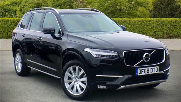 Volvo XC90 Volvo OnCall, Front and Rear Park Assist, Pilot