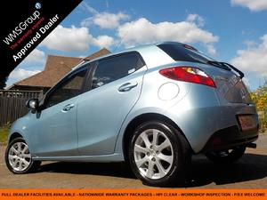 Mazda 2 1.3 TS2 5dr – £30 Road Tax / Just 46k Miles