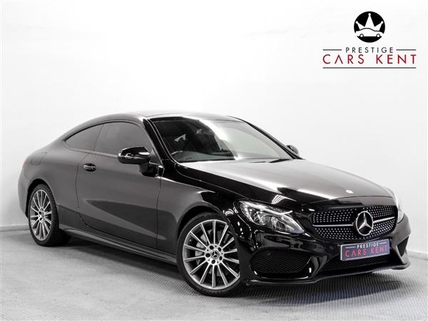 Mercedes-Benz C Class C300 AMG Line Premium 2dr 9G-Tronic