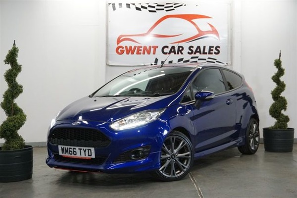 Ford Fiesta 1.0 ST-LINE 3d 124 BHP WOW ONLY  MILES