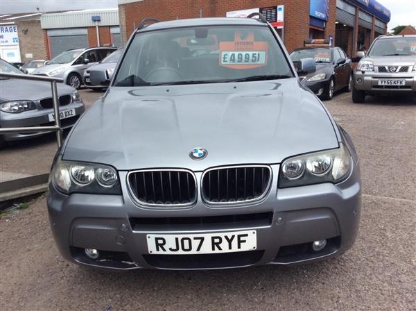 BMW X3 D M Sport 2
