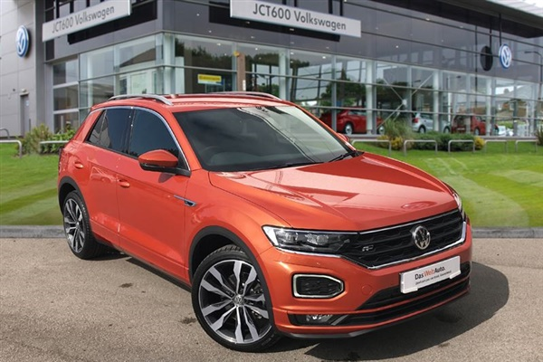 Volkswagen T-Roc T-Roc R-Line 2.0 TDI 150PS 7-speed DSG