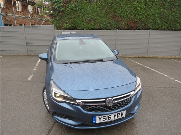 Vauxhall Astra  I Turbo ELITE NAV, PARKING