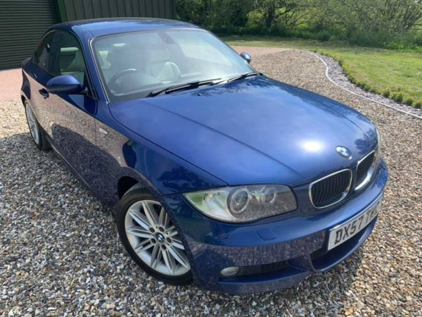 BMW 1 Series 123D M SPORT COUPE Coupe