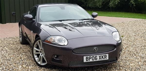 Jaguar XK XKR COUPE Auto