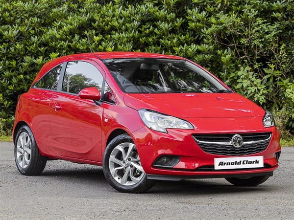Vauxhall Corsa Hatchback Special E ] Energy 3dr [AC]