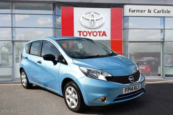 Nissan Note ps) (A/C) MY Visia