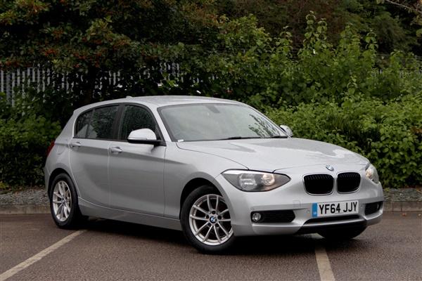 BMW 1 Series 116d EfficientDynamics [Keyless Entry,
