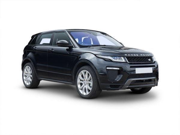 Land Rover Range Rover Evoque 2.0 eD4 SE (s/s) 5dr SUV