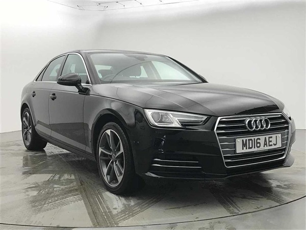 Audi A4 Saloon Sport 1.4 TFSI 150 PS 6 speed
