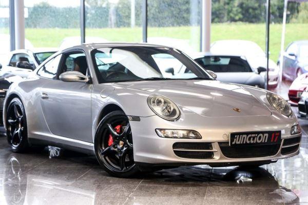Porsche  Carrera 4S AWD 2dr Coupe