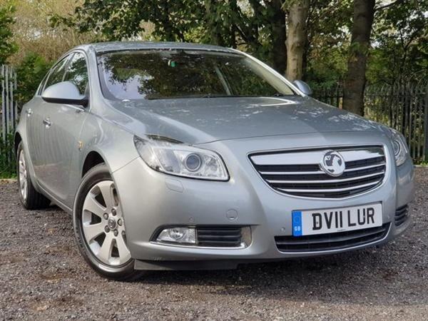 Vauxhall Insignia 2.0 ELITE NAV CDTI 5d AUTO 158 BHP