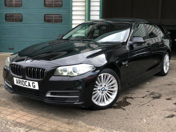 BMW 5 Series d SE 4dr