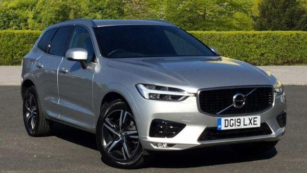 Volvo XC60 Front and Rear Park Assist, Sensus Navigation,